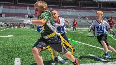 Cold Springs and Alexandria, Ohio Youth Flag Football